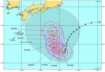 台風5号(2017)台風進路 米軍.jpg